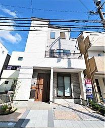 【阪急・JR・モノレールの3線利用可能な便利な立地】~摂津市桜町 吹抜けのある明るい 4LDK~の外観