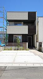 高屋町十六田【玉善】光溢れるワンランク上のデザイナーズ邸宅の外観