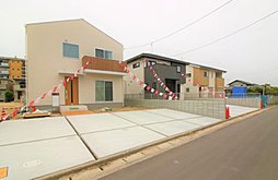 【NEW】岡山市中区にデビュー 東平島4.5.6.7.8.9号地 駐車場スペースは4台の外観