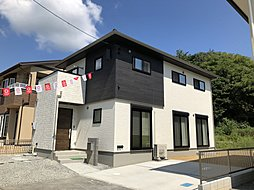 【ライフデザイン・カバヤ株式会社】尾道市西藤町分譲住宅の外観