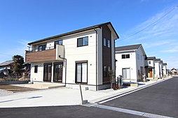 ブルーミングガーデン 佐波郡玉村町上飯島-長期優良住宅-の外観