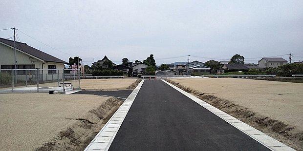 アートスクエア白石 「飽田中学校南2」