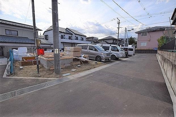 ■小松島3期・全2棟オール電化■見学予約キャンペーン実施中■