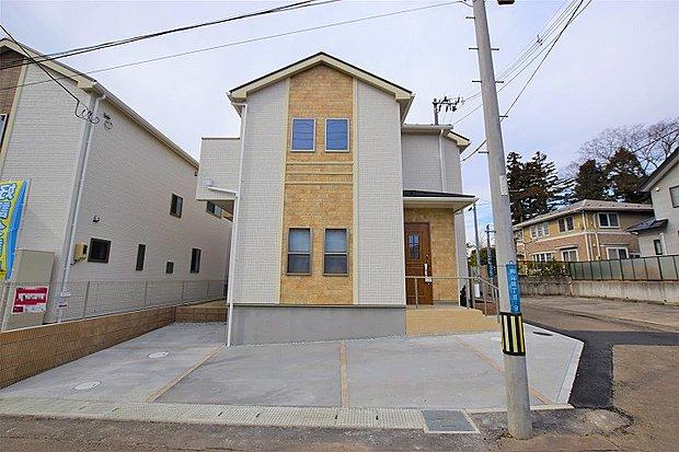 ■耐震等級3取得の長期優良住宅のオール電化・向山4丁目