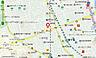 地図,1K,面積25.51m2,賃料8.9万円,JR京浜東北・根岸線 東十条駅 徒歩7分,JR埼京線 十条駅 徒歩9分,東京都北区十条仲原2丁目