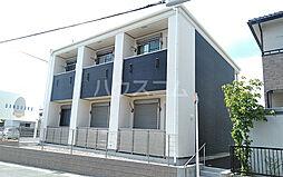 名鉄小牧線 間内駅 徒歩8分の賃貸アパート