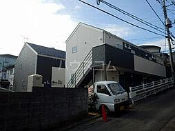 小田急小田原線 生田駅 徒歩8分の賃貸アパート