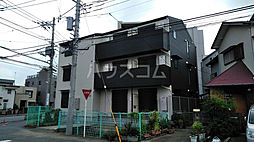 小田急小田原線 登戸駅 徒歩5分の賃貸アパート