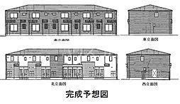 名古屋市営東山線 中村公園駅 バス22分 秋竹下車 徒歩3分の賃貸アパート