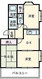 川越富洲原駅 6.3万円