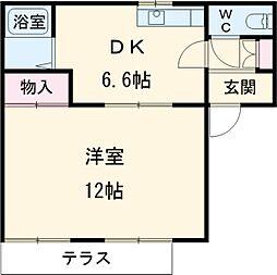 天竜川駅 2.5万円