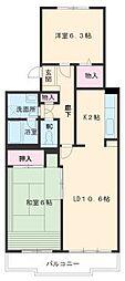 本郷駅 6.3万円