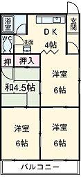一社駅 4.8万円