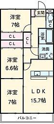 一社駅 12.3万円