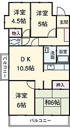 茶屋ヶ坂駅 7.5万円