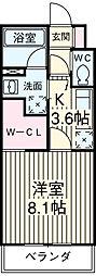 沼南駅 5.1万円