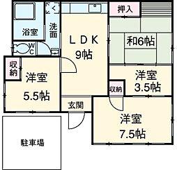 伊奈中央駅 7.0万円