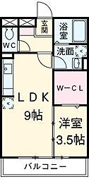 近鉄蟹江駅 5.7万円