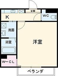 稲毛駅 5.5万円