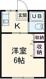 北習志野駅 2.4万円