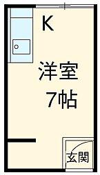 西武国分寺線 鷹の台駅 徒歩14分