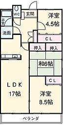 東海道本線 岐阜駅 バス16分 茜部菱野下車 徒歩4分
