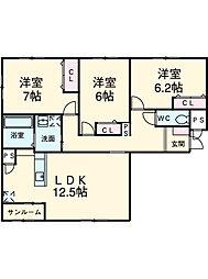 岐阜駅 7.7万円