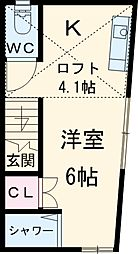 大岡山駅 7.2万円