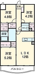 河原田駅 6.3万円