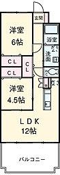 益生駅 6.3万円