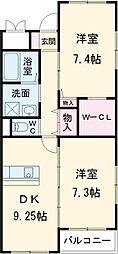 井野駅 8.7万円