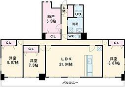 安城駅 20.0万円