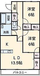 西尾駅 5.5万円
