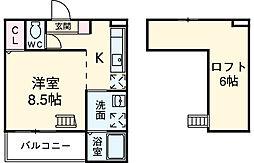 東枇杷島駅 4.9万円