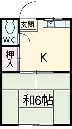 東海通駅 2.5万円