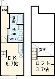 尾頭橋駅 5.2万円