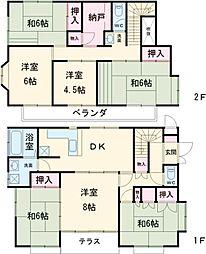 生麦駅 15.0万円