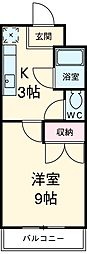 いこいの広場駅 2.4万円
