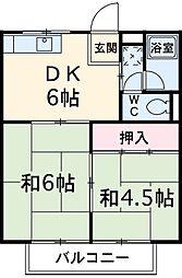 吉浜駅 4.2万円