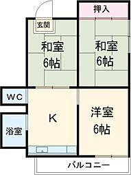 尾張星の宮駅 4.3万円