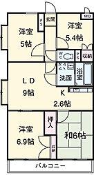 平塚駅 7.2万円