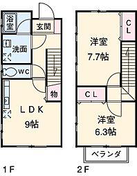 有松駅 6.0万円