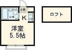 西横浜駅 3.9万円