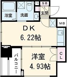 武蔵関駅 8.3万円