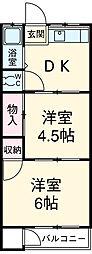 はなみずき通駅 3.4万円
