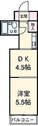 藤が丘駅 3.3万円