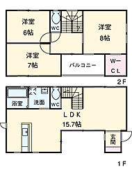 上社駅 20.0万円