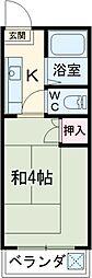水野駅 2.9万円