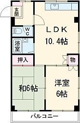 新所沢駅 6.1万円