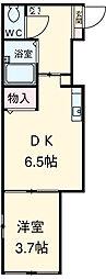 国立駅 6.7万円